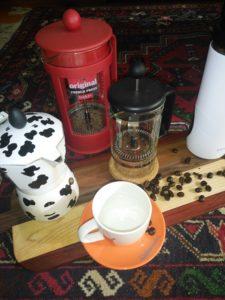 Various brewing methods